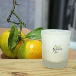 Bougie Parfumée BERGAMOTE de NANCY