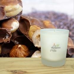 Bougie Parfumée CHOCO NOISETTE