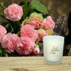 Petite Bougie Parfumée ROSE D'ANTAN