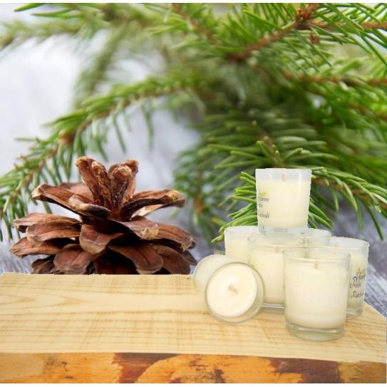 Bougie Parfumée SAPIN des Vosges
