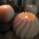 Grosse boule décorative non parfumée