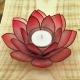 Porte bougie lotus