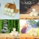 Coffret de bougies parfumées
