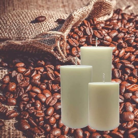 Piliers Parfumés Café