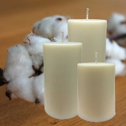 Piliers Parfumés FLEUR DE COTON