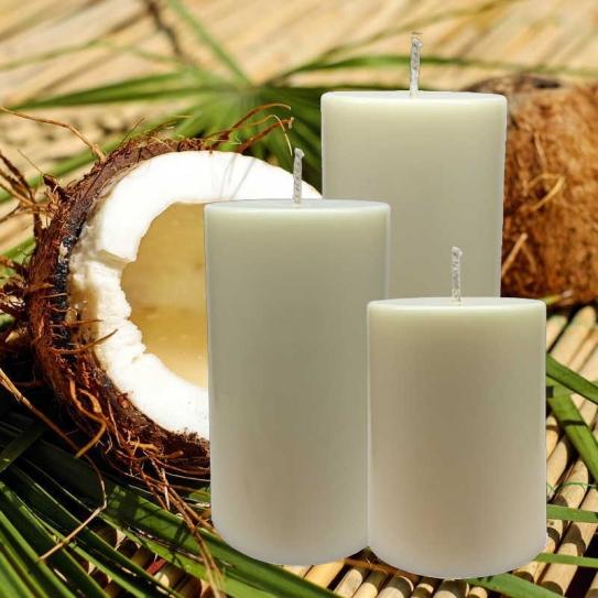 Piliers Parfumés NOIX DE COCO