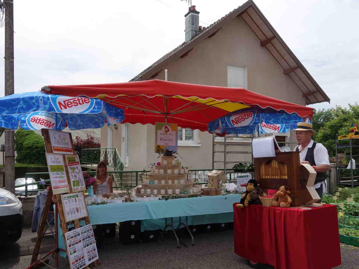 Exposition du des marchés artisanaux