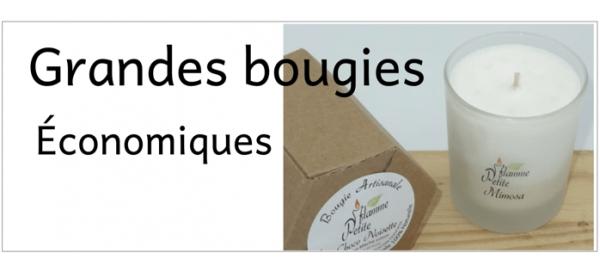 GRANDES BOUGIES
